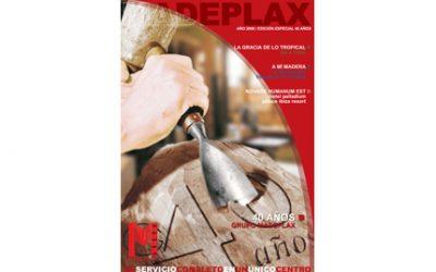 Revista Julio 2008 – 40 aniversario
