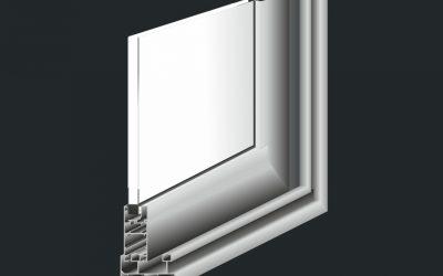 El Grupo Madeplax diseña una nueva serie de corredera fría para ventanas y puertas de aluminio