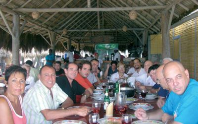 Primer viaje organizado por el Grupo Madeplax a República Dominicana