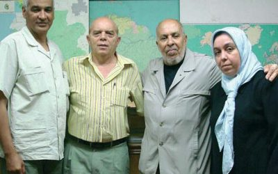 El Grupo Madeplax recibe la visita de los representantes de la primera concesionaria en Argelia