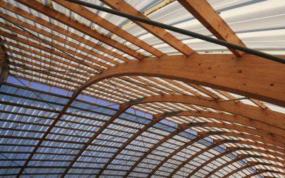 Razones para usar la madera laminada