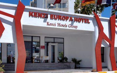 El Kenzi Europa Hotel – Agadir confía en el Grupo Madeplax para la reforma de la carpintería de madera, vidrio y aluminio