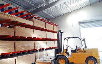 El Grupo Madeplax cuenta con un nuevo almacén de tableros en Bávaro