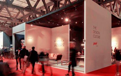 El Grupo Madeplax en la feria del mueble de Milán