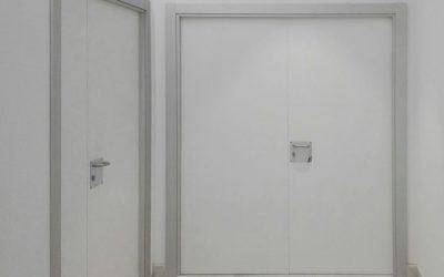 El Grupo Madeplax instala las puertas técnicas para el Hospital Oncolope Orán, Argelia.