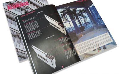 El Grupo Madeplax edita nuevo catálogo técnico de carpintería de aluminio