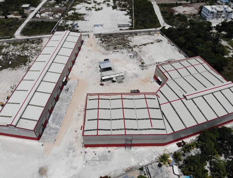 El Grupo Madeplax culmina la segunda etapa del proyecto Parque Tecnológico Punta Cana