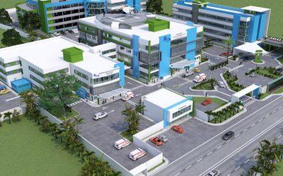 Madeplax recibe carta del Centro Médico Punta Cana por la labor realizada en la Ciudad Hospitalaria Rescue